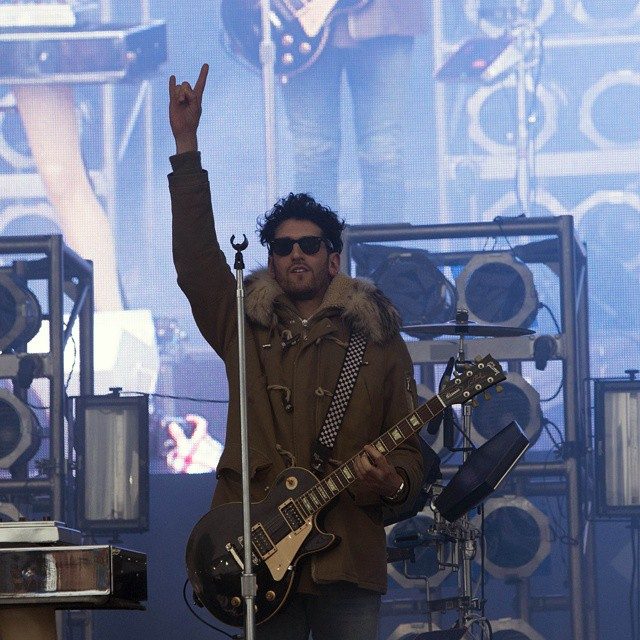 Funk courtesy of @Chromeo. #XGames (