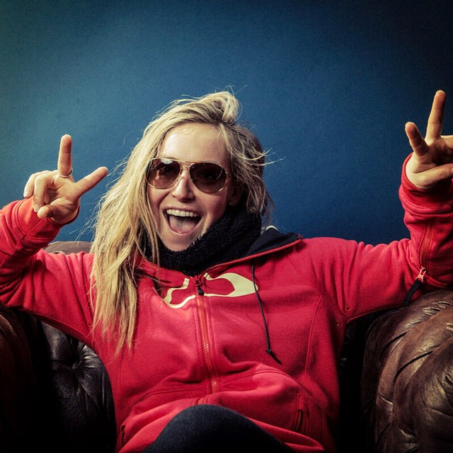 Peace out! #jamietakeover #xgames #jalivingthedream @jamieanderson