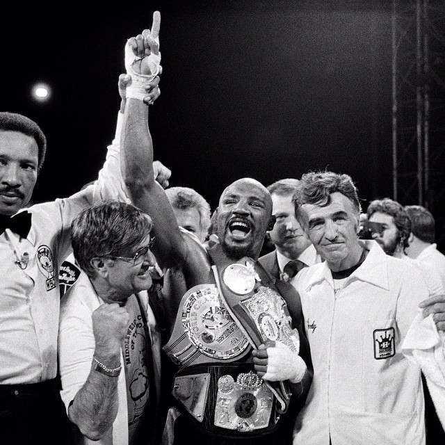 Ichiban means number one and Marvin Hagler hails from Boston #ckth #lovematuse