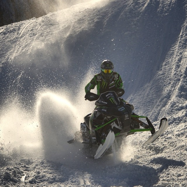 Make it an eight-peat! @tuckerhibbert remains the man to beat in SnoCross. #Xgames (