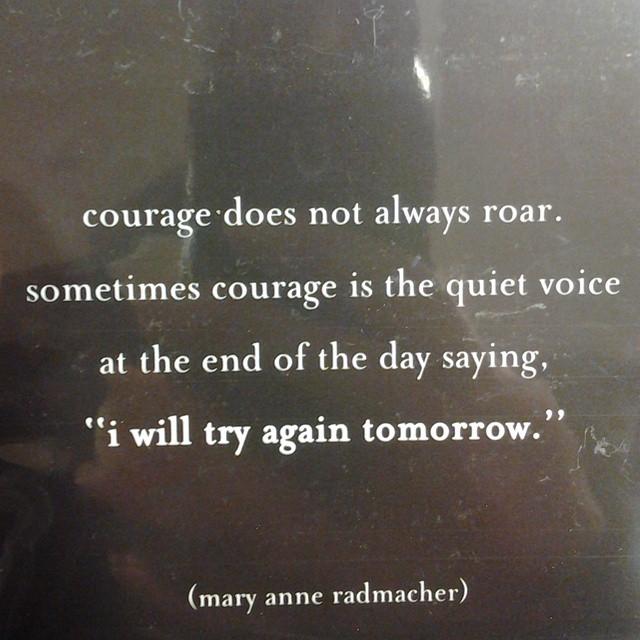 #motivationalquotes #courage