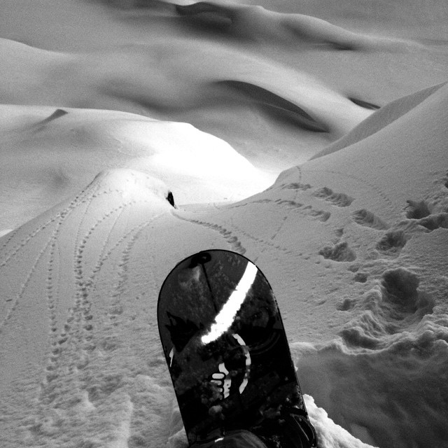 Visit our blog (trewgear.com/blog) and get athlete Byron Bagwell's (@planetbsquared) perspective on how the splitboard evolution occurred before his eyes. #trew #technylish #trewgear