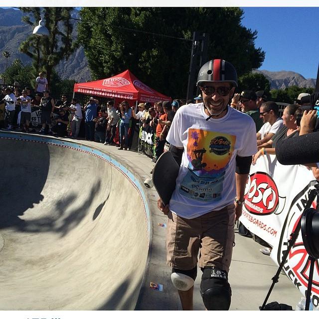 Regram @palmsprings_skatepark . #elgatoclassic #palmsprings #skatepark
