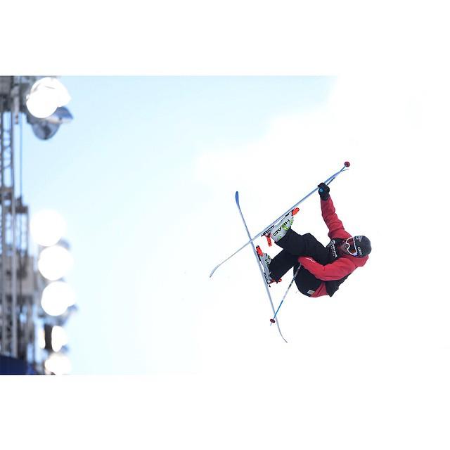 2015 #XGames Ski SuperPipe gold medalist @simondartois turned 22 years old today.