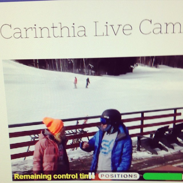 @carinthiaparks @zayjmad191 @hollymkey #parklaps #JustSendIt #mountsnow #carinthiaparks #vermontucky #skiing #snowboard #livecams #winterstormjuno #blizzard #juno