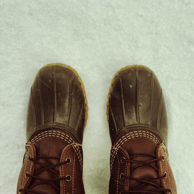 So it begins.❄️ #NYC #snowday #snowpocalypse #blizzard2015 #snowmageddon2015