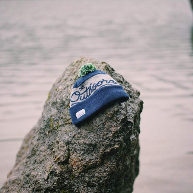 Snag your Outdoors beanie today!  SEAHAWK colors :) Photo: @cjespersen #disidual #distinctindividuals #brokeandstoked #seattleseahawks #gohawks