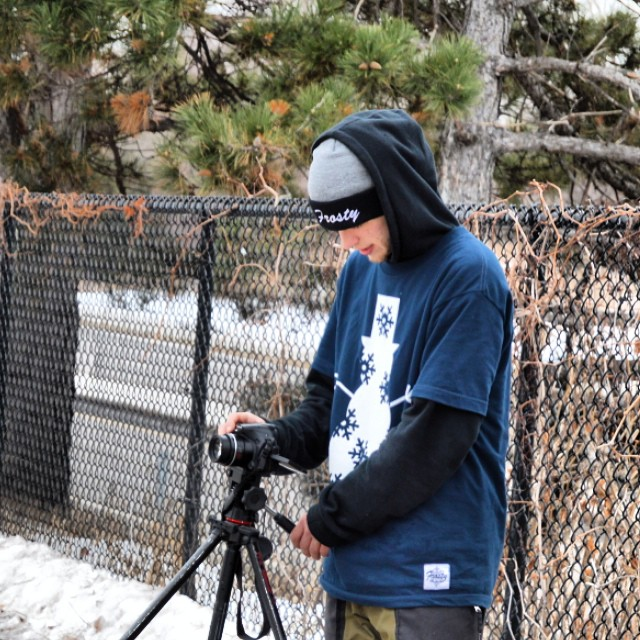 www.frostyheadwear.com #FrostyHeadwear #Snowboarding