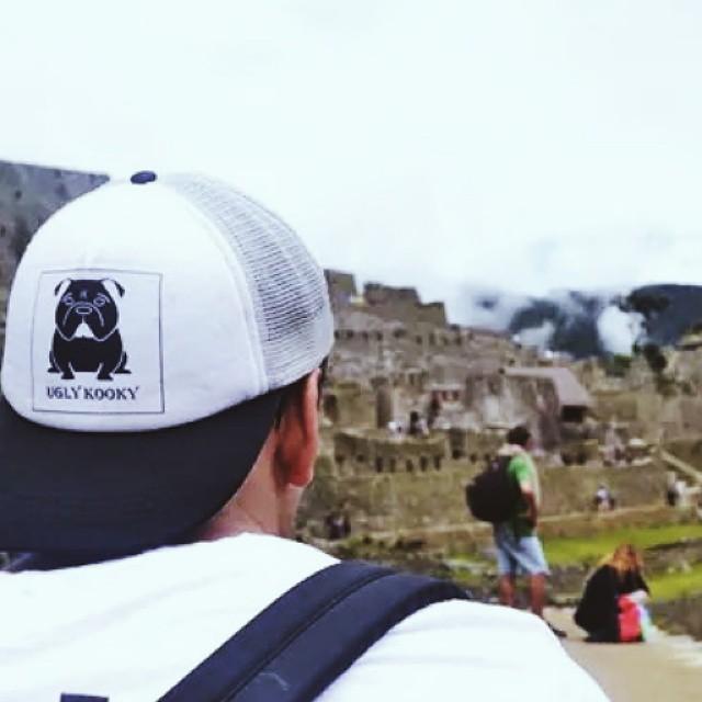 Seguimos recorriendo el mundo! Gracias @camilobarrionuevo por la foto, desde Machu Picchu, Peru.