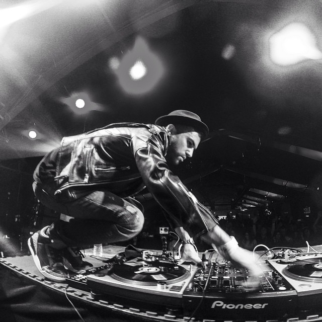 Psyched on the GoPro music feature in the inaugural edition of @Hypetrak! Photo by @polaroidmisha #Hypebeast