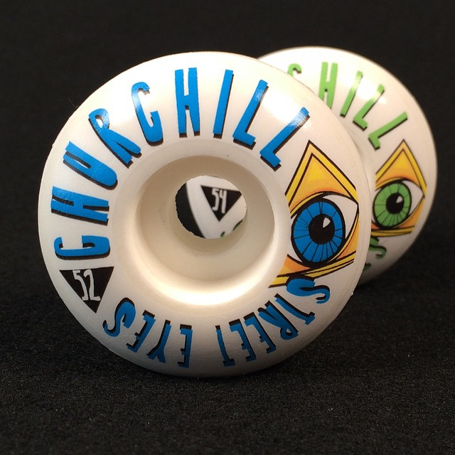 Restock on some #USA made #street #wheels by @churchillmfg these are the #worldsbesturethane so grab some up. #skateboard #skatelife #skateshops #churchillmfg #funboxdistribution #skate #skateboarding #love #eco #gogreen #madeinamerica #support...