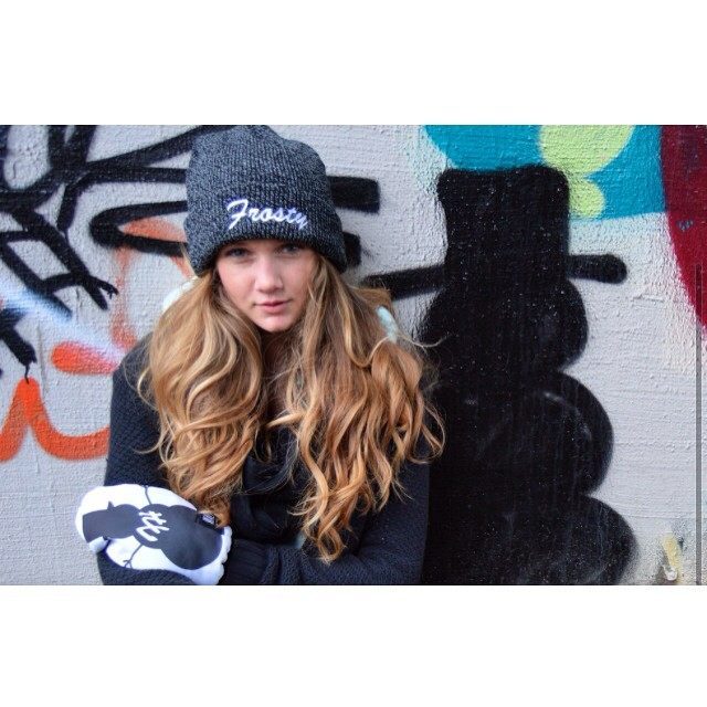Shop now through www.frostyheadwear.com⛄️model: @elresler
