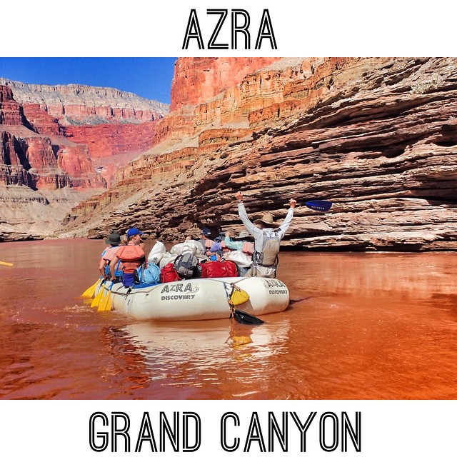Ever been down the Grand Canyon? I'll be river guiding a 15 day commercial trip, September 20-October 4th with #azra rafting company! Wanna join? Check out their website and book your trip today! Www.azraft.com