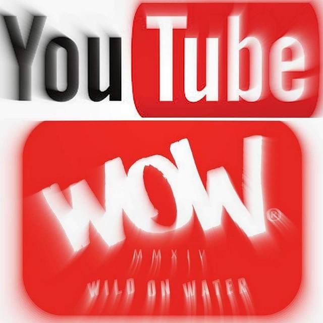 Tenemos canal @youtube @wildonwater #suscribite