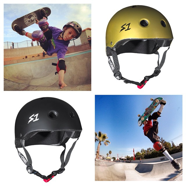 The S1 Mini Lifer Helmet is a scaled down version of the S1 Lifer Helmet. It is pretty much the best fitting and most protective skate helmet for kids. Here is a list of some shops in California that stock S1 Mini Lifer Helmets for their  local skate...
