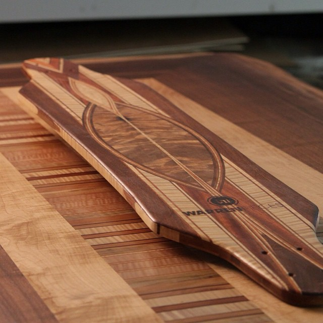 "Bruce Hordsley said ""if you don't believe that there is a psychological connection between people and wood. Show someone a beautiful piece of wood, then tell them that it's plastic and watch the expression on their face."" Bruce wrote the book ..."