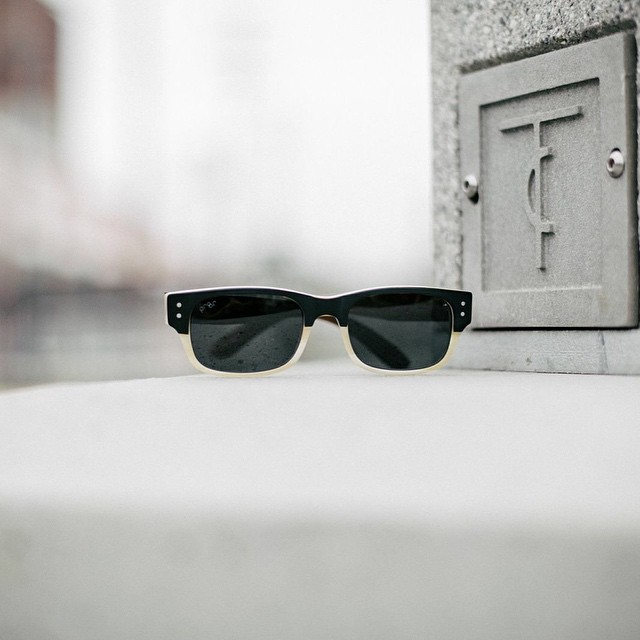 The Borah is another brand NEW addition to the S/S '15 Collection // 2 selections, both polarized #iwantproof