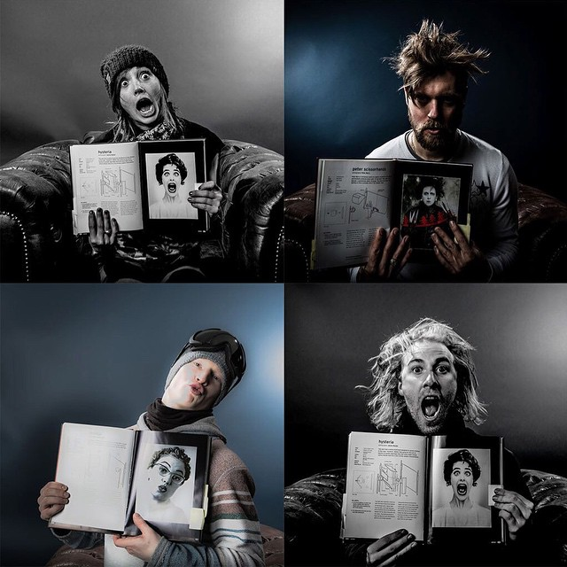 Our friends at @Instagram asked #XGames Aspen athletes to pose for a few pics.  Absolute, unfiltered insanity occurred.  Click the link on our profile page to check out the craziness.