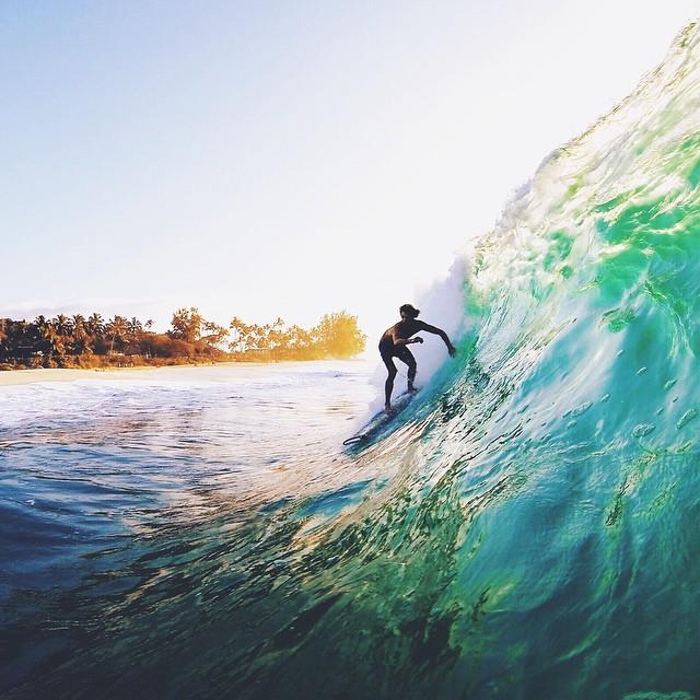 Our boy @jayalvarrez on a shorebreak bomb living the sweet life #Nectar #nectarsunnies #doepicshit