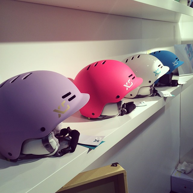 We have your colour!! Come see our 2015 Freeride helmet collection @siasnowsports Booth #2449! Our Freeride is a triple-certified, all-season ski/snowboard helmet that doubles as your cycling/skateboard helmet in summer
