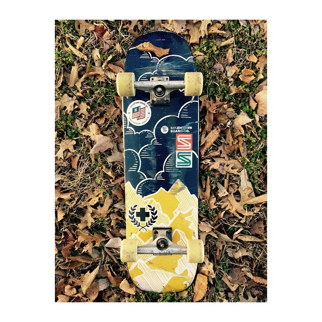 New short board decks are up on the site. We have a bunch of shapes and sizes. Go check it out. Link in the profile. #skate #Nashville #salemtownboardco #skateboard #skatelife