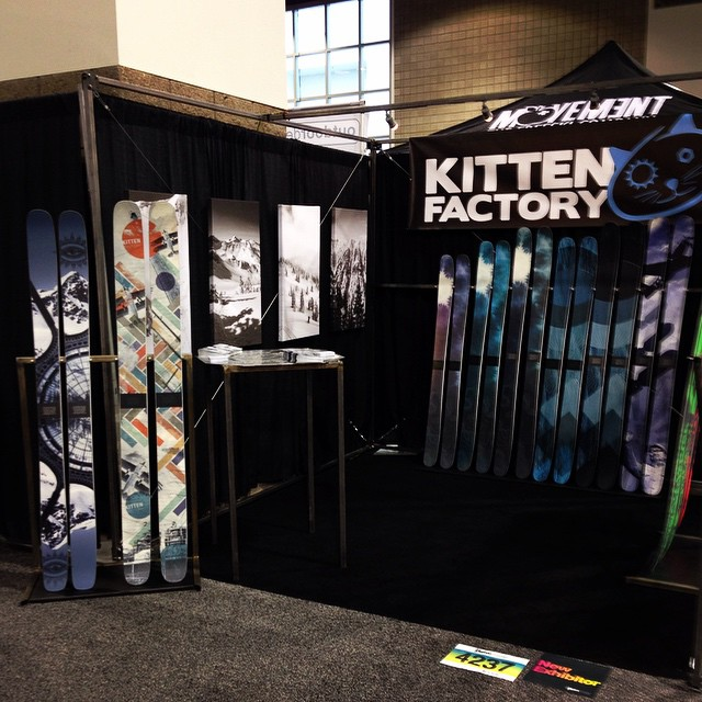 Come check us out at SIA!!!! Booth 4237 #kittenfactory