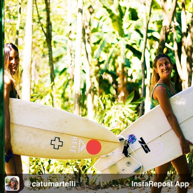 Repost from @catumartelli via @igrepost_app, it's free! Use the @igrepost_app to save, repost Instagram pics and videos, Soak it up • Santa Teresa