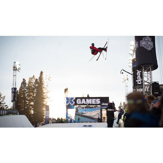 #TBT – #XGames Aspen 2015 was off the chain!  Click to link on our profile page to check out the best of the best. (