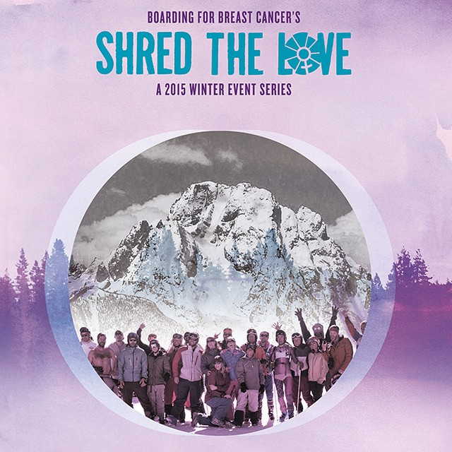 B4BC's #ShredTheLove Winter Series has officially been announced!  Check out our full schedule of #snowboarding events happening nationwide all season long and how you can get involved at a mountain near you:  www.b4bc.org/shredthelove  Poster art by...