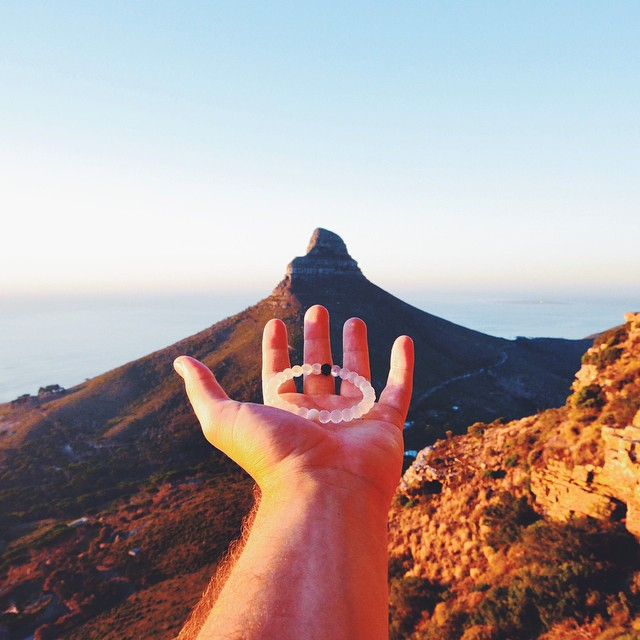 Who helps you reach the top? #livelokai  Thanks @craighowes