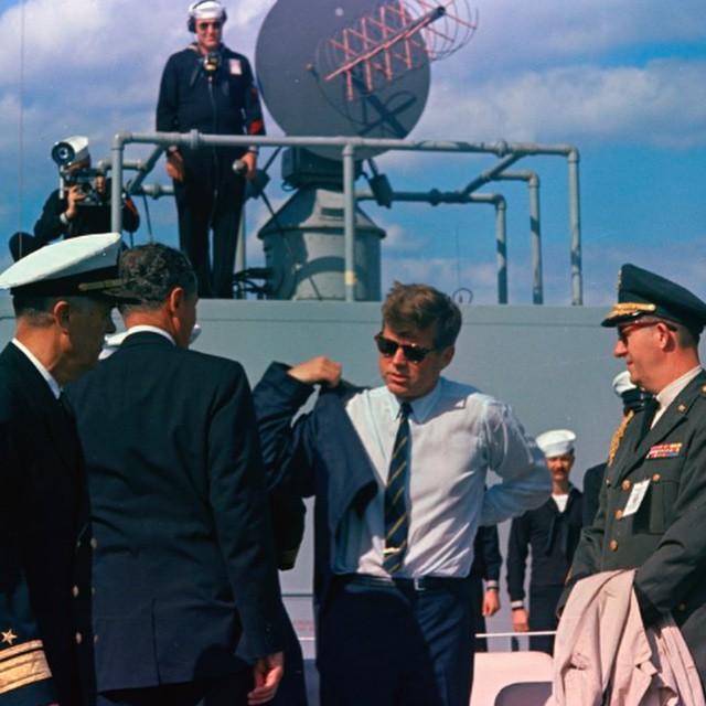 JFK #ichibanisichiban #lovematuse