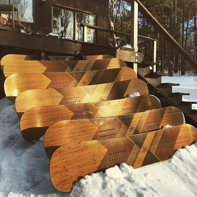 Can't make it to #SIA? Our Northeast Rep @emgeemann will be demo'ing boards at #Stratton Mountain On Snow Demo (Feb 3-5) and #CarveForCancer at Jack Frost Big Boulder (Feb 7). Want to try @LoadedSnow's new #Algernon? Let us know on this post!...