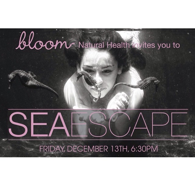 San Diego friends! Come out tomorrow to Bloom in Encinitas and see some of @hisarahlee photos from our adventures on display for the first time at an event benefiting The Seahorse Foundation and @keepabreast ...entrance is free with suggested...