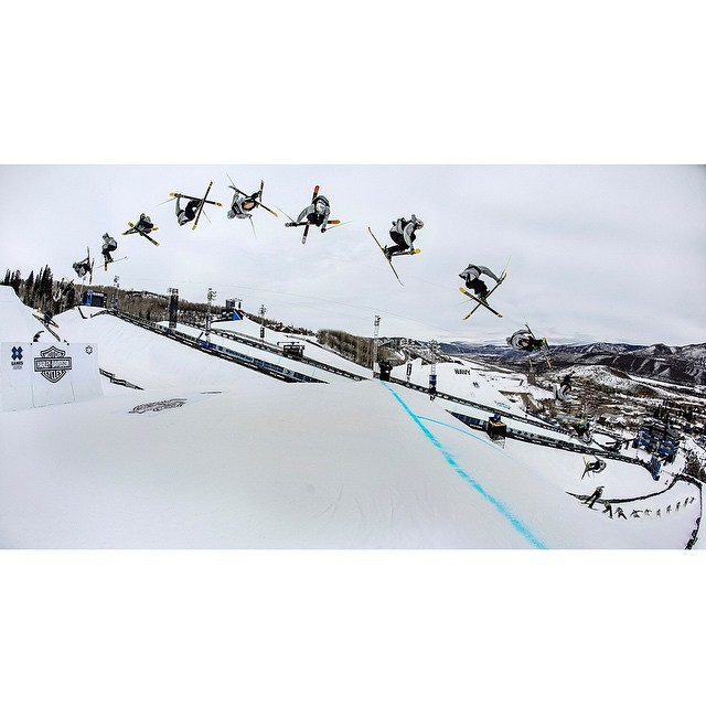 @nickgoepper snagged his third-straight #XGames Aspen Ski Slopestyle gold medal!  Our #XGames Recap Show will air tomorrow at noon ET/10 am PT on ABC. (