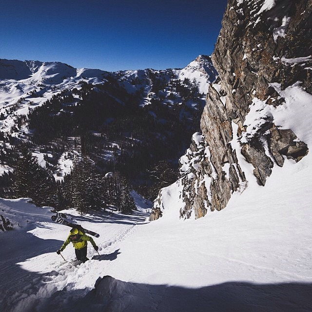 Where will the weekend take you?  Submit your #soulfulsituations by tagging @soulpoles #plantyoursoul // Skier: @rob.lea PC: @louisarevalo Location: #BCC | #earnyourturns #SIA15 #Booth3800 #qualityshafts
