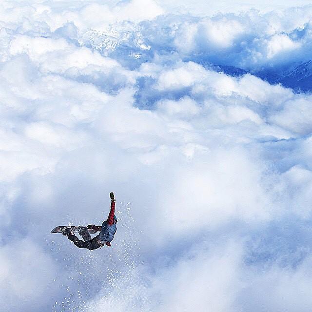 @nicolasmuellair takes flight.  Repost @frodesandbech