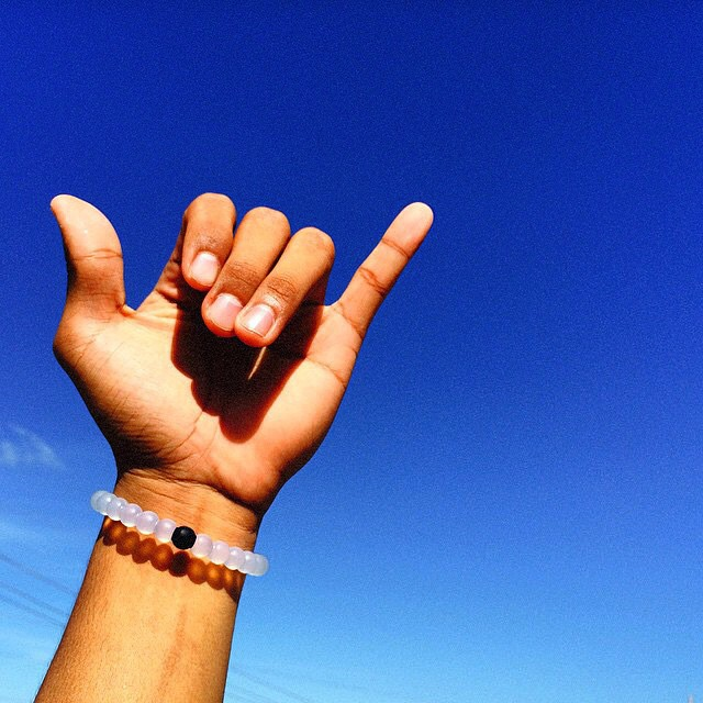 Hang loose #livelokai  Thanks @Johnnysarol