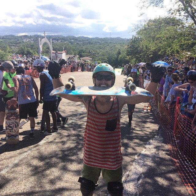 2015 Guajataka slide jam going down!