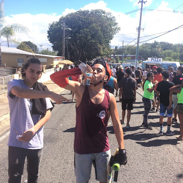 New York City local Steven Sanchez takes home the 2015 Guajataka slalom contest for the 2nd year in a row! Atta boy Sanchez, keep killing it!