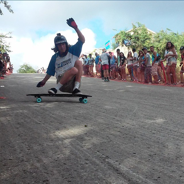 Daniel Luna laying down lines here at the jam! #sector9 photo credit to @ilovemacndcheese
