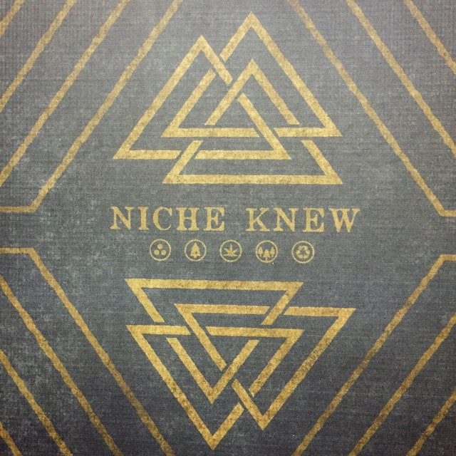 A piece of the new Knew. What do you guys think? #SIA15 #findyourniche