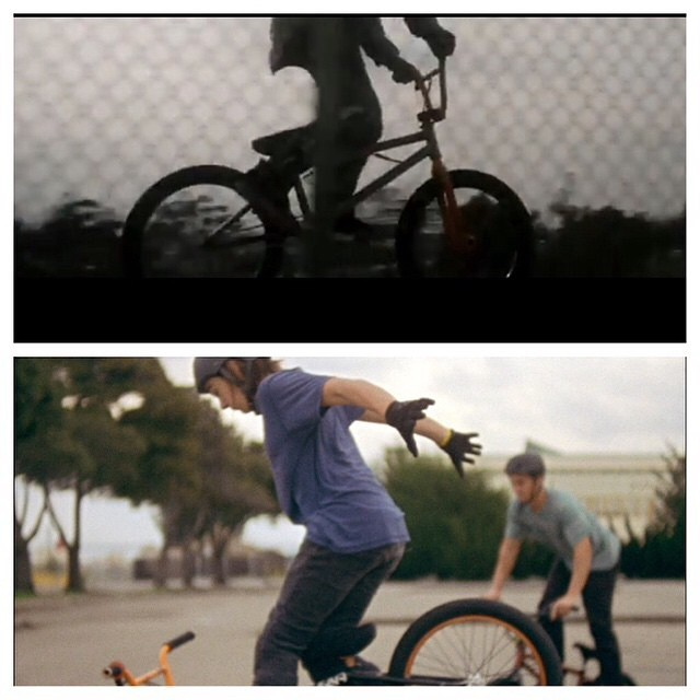 Keep an eye out during the Super Bowl for a commercial featuring Kali's @tryonbmx!