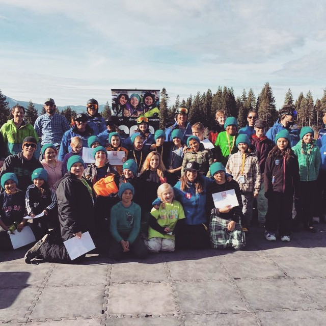 SOS Learn to Ride Graduation at @skiheavenly