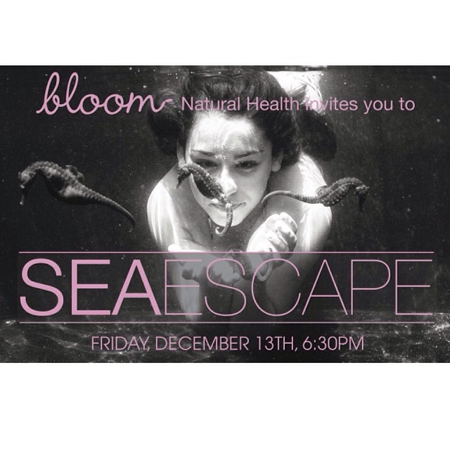 San Diego people - come down to Bloom in Encinitas tonight at 6:30pm.  I will have my underwater photography up and there will be live seahorses from @oceanriderseahorsefarm.  Food, drinks, and music. Entry is free but donation is strongly suggested....