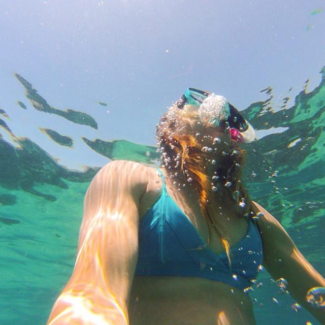 Just another Monday at MI OLA #underthesea #miola #miolamondays #miolainthewild #muse #mermaid #monday #gopro #getoutthere #goprooftheday #hero3 #beach #bikini #beachday #byronbay #instagood #photooftheday #australia
