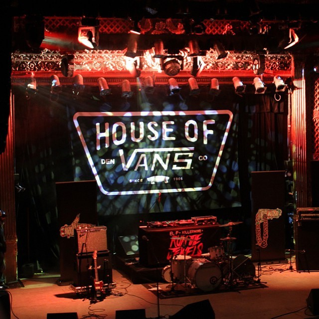 #HouseOfVans Denver