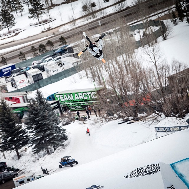 """#XGames is truly the world championship of our sport.  It brings out the best talent.""-@nickgoepper #MondayMotivation ("