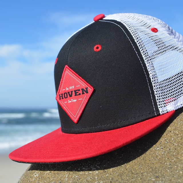 | Hats off to you - you survived Super Bowl weekend | #hovenvision #neversettle #snapback #hat #beach #surf #skate #instagood #mondays