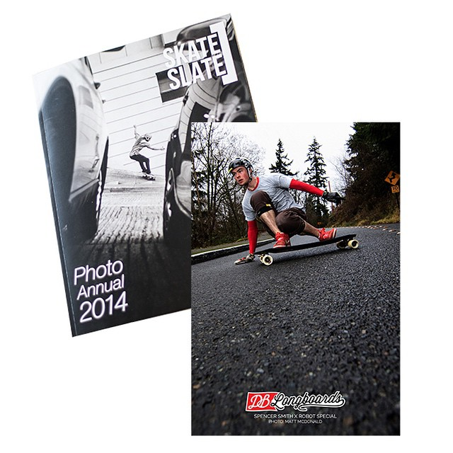 Make sure to grab the newest issue of @skateslate for all the longboarding goodness you need to get you stoked for your next session! And make sure to checkout our ad of team rider @speedscientist #longboard #longboarding #longboarder #dblongboards...