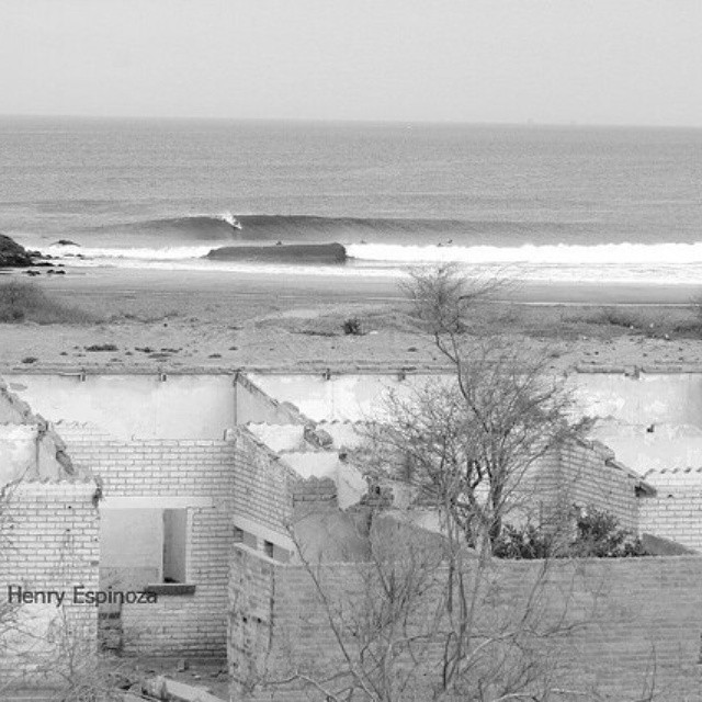 Piscinas, #Lobitos, Jan '13 - a classic shot by @heplobitos.